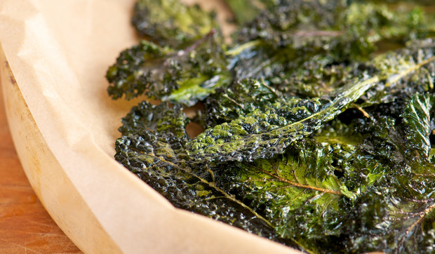 Crispy Asian Kale