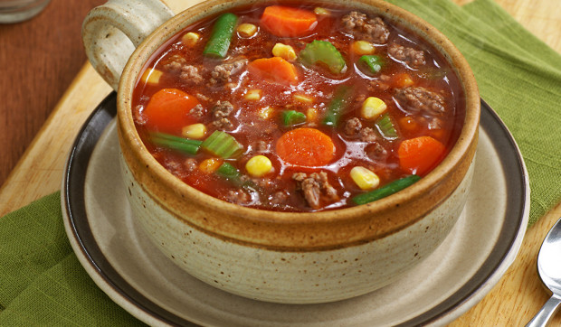 Favorite Vegetable Soup