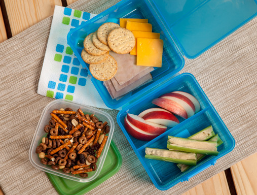 Healthy Homemade Lunch-in-a-Pack