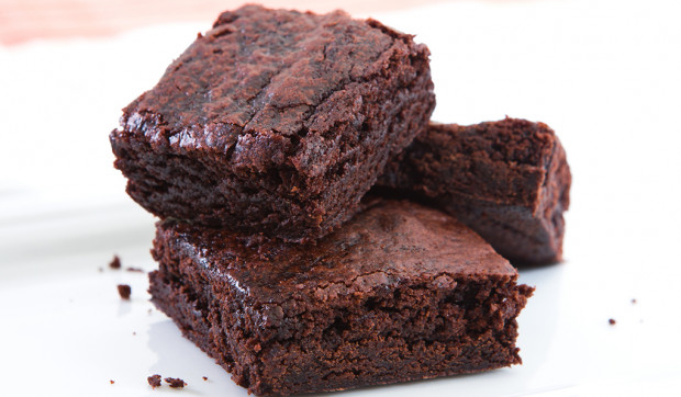 High-Fiber, Gluten-Free Brownies - Quick Recipe