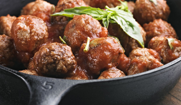 Kid-Friendly Meatballs