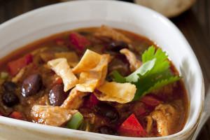 墨西哥黑豆汤