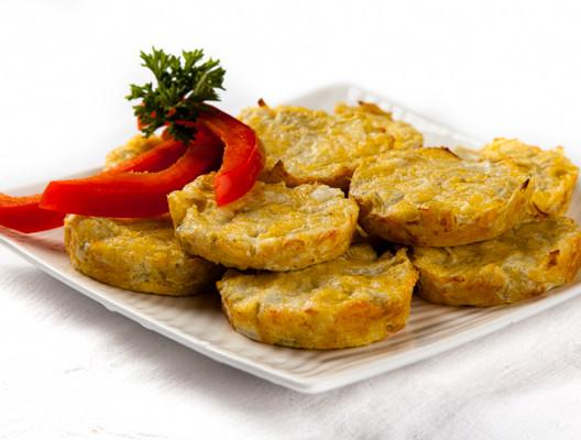 Mini-Artichoke Cakes