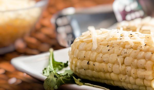 Parmesan Corn