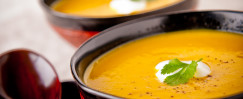 Quick Butternut Squash Soup