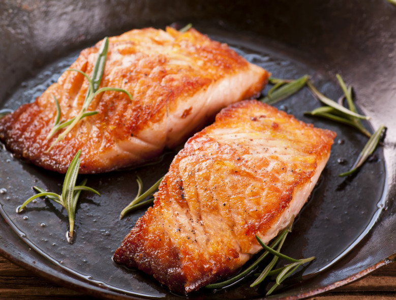 Marinated Grilled Salmon - Foodie Recipe
