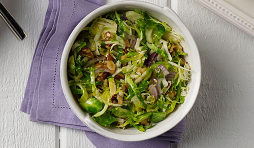 Braised Brussels Sprouts With Pancetta