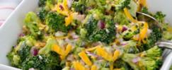 Southern Broccoli Salad