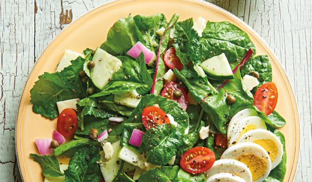 Powerhouse Kale Salad