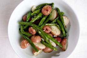 土红薯绿豆
