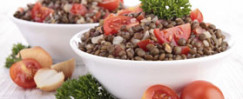 Walnut Lentil Salad