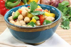 加班佐豆沙拉速食食谱