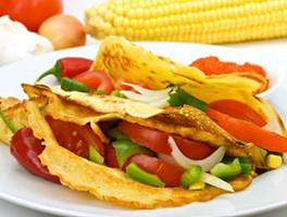Budget-Friendly Roasted Veggie Tacos