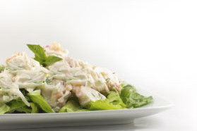 Summer Crab Salad