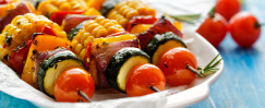 Citrus-Tarragon Chicken Kabobs