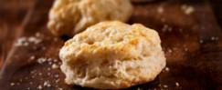 Gluten-Free Parmesan Biscuits