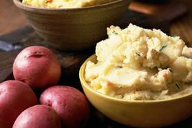 半熟土豆泥