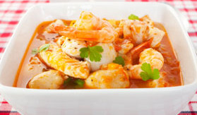 Budget-Friendly Mediterranean Fish Stew