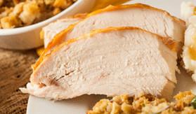 Roasted Turkey and Vegetables