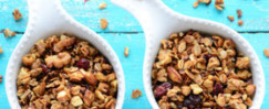 Fall Granola with Pumpkin Seeds