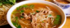 Vietnamese Beef Soup (Pho)