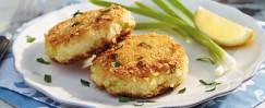 Sauteed Fish Cakes