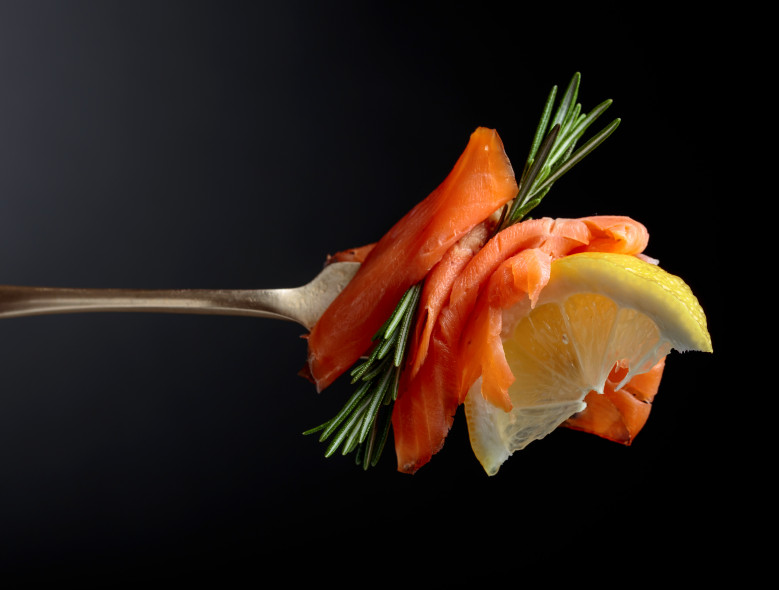 Fish Fillets with Fresh Rosemary