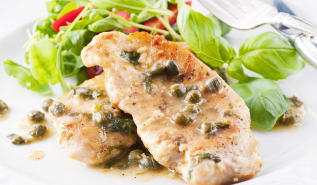 Budget-Friendly Chicken Piccata