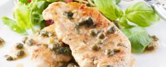 Budget-Friendly Chicken Piccata