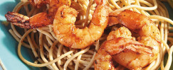 Simply Spiced Shrimp