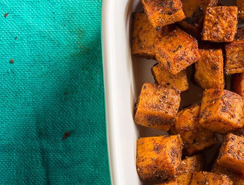 Sweet Potato Masala