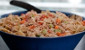 Budget-Friendly Tuna Pasta Salad