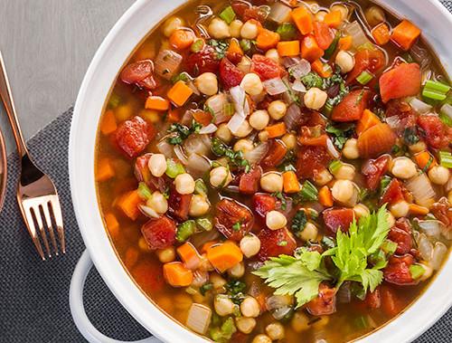 Basic Tuscan Bean Soup