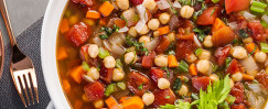 Basic Tuscan Bean Soup