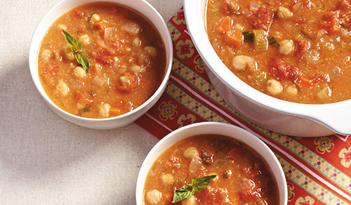 Zuppa di Ceci (Chickpea Soup)