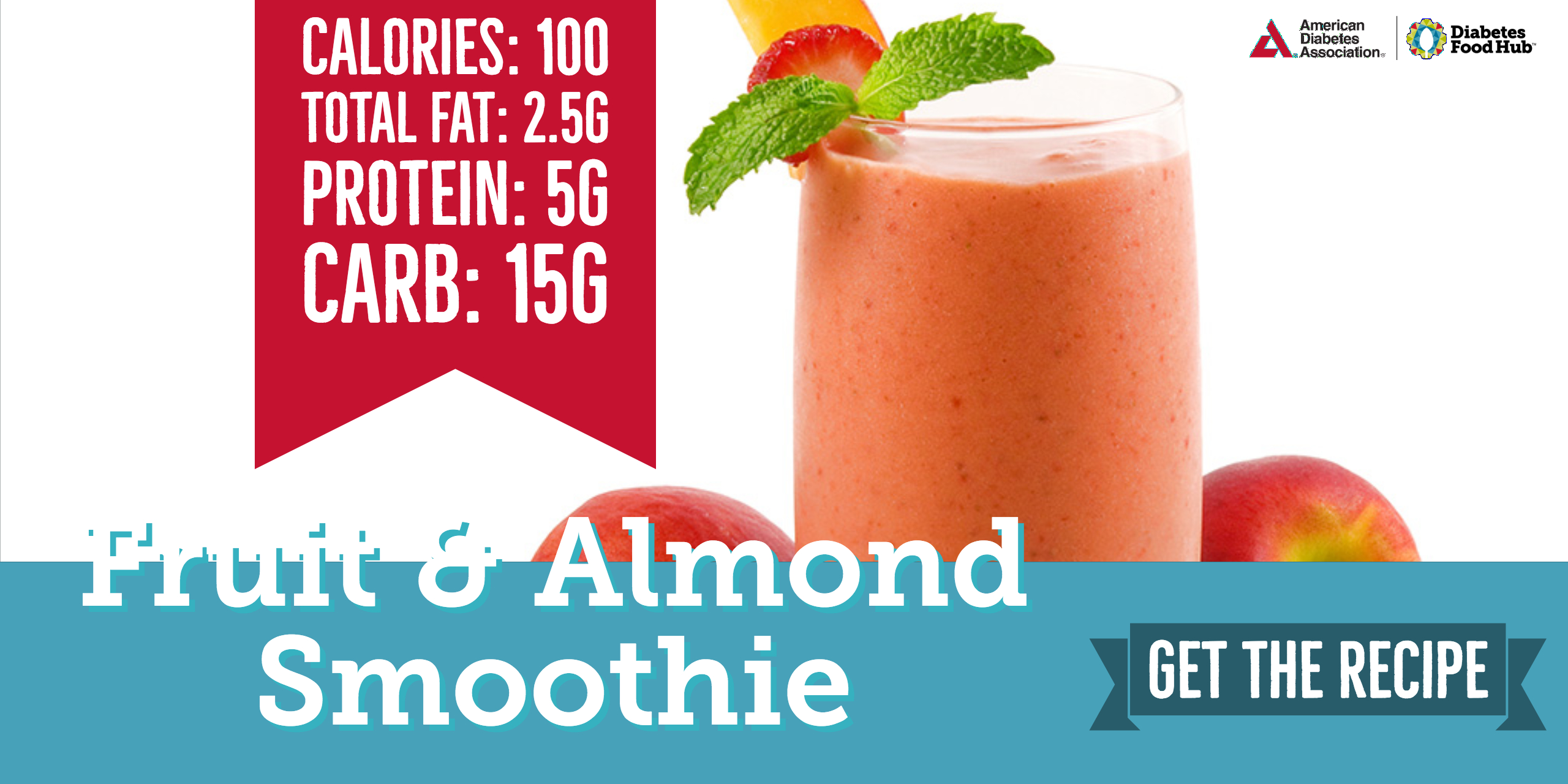 diabetes dairy free smoothie
